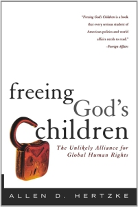 Hertzke, Freeing God's Children