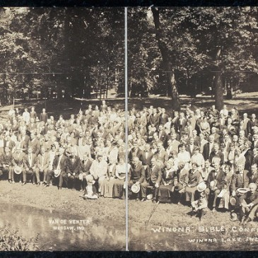 Winona Bible Conference, 1915