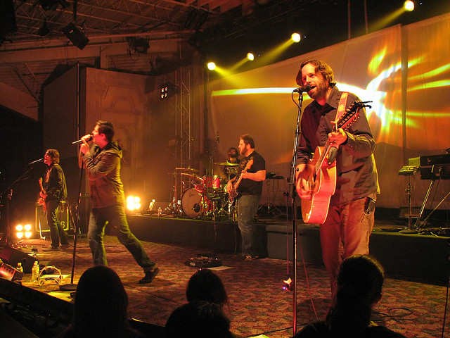 Jars of Clay in 2007