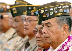 Filipino veterans in Hawaii in 2009 - U.S. Navy
