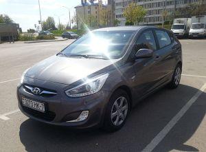 Hyundai Accent in Belarus