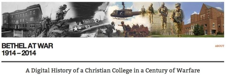 Screenshot of Bethel at War