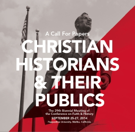 CFH 2014: Christian Historians & Their Publics