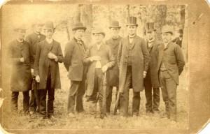 Covenant pastors in 1889