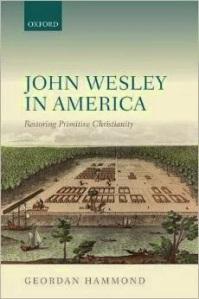 Hammond, John Wesley in America