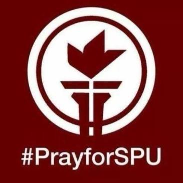 #PrayforSPU
