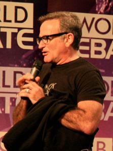 Robin Williams in 2008
