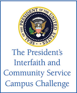 President's Interfaith Challenge logo