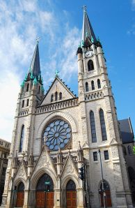 Church of the Gesu at Marquette University