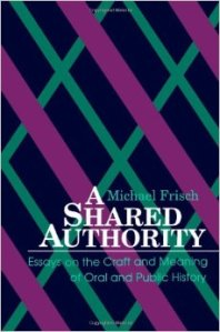 Frisch, A Shared Authority