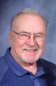 Diana's dad, Gordon Davis