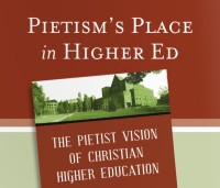 IVP ad for our Pietism/higher ed book in the Fall 2014 issue of CCCU Advance