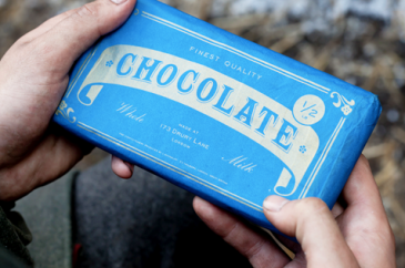 Sainsbury's chocolate bar