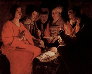 La Tour, Nativity