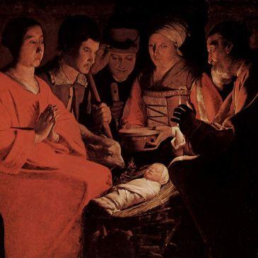 La Tour, Nativity