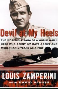 Zamperini and Rensin, Devil at My Heels