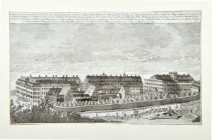 Francke Foundations in the 18th Century