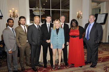 Parks & Rec cast (2012)
