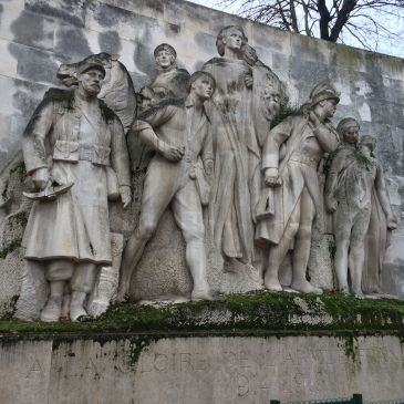 """Paul Landowsky, """"Monument to the Glory of the French Army"""" (1956)"""