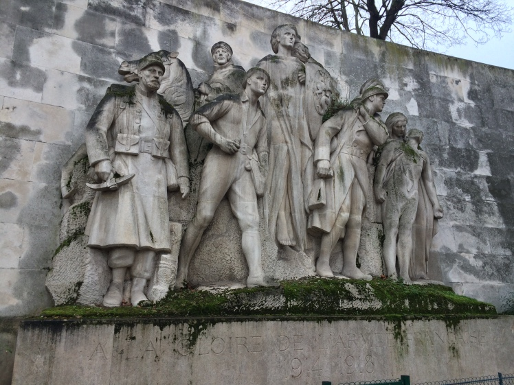 "Paul Landowsky, ""Monument to the Glory of the French Army"" (1956)"
