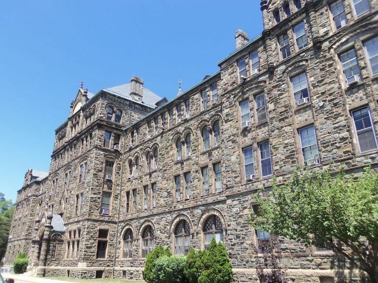 Caldwell Hall at Catholic University of America