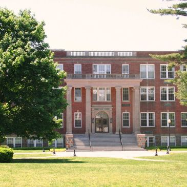 Gardner Hall, Eastern Nazarene College