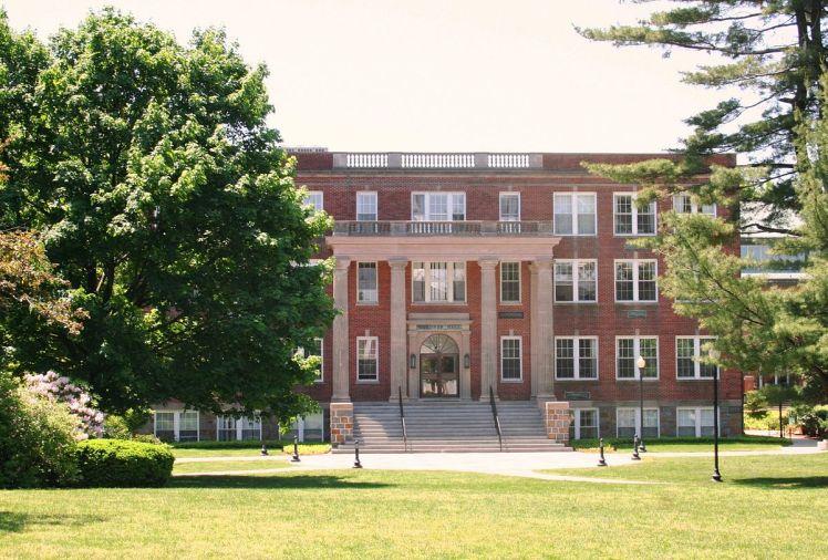 Gardner Hall, Eastern Nazarene College