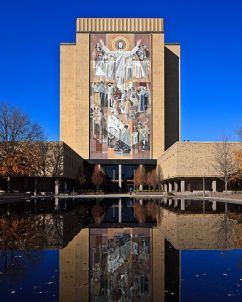 The Theodore Hesburgh Library