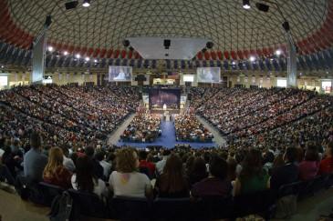 Vines Center at Liberty University