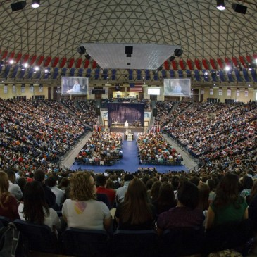 Vines Center at Liberty University