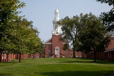 Yale Divinity School quadrangle