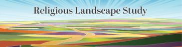 Pew Religious Landscape Survey banner image