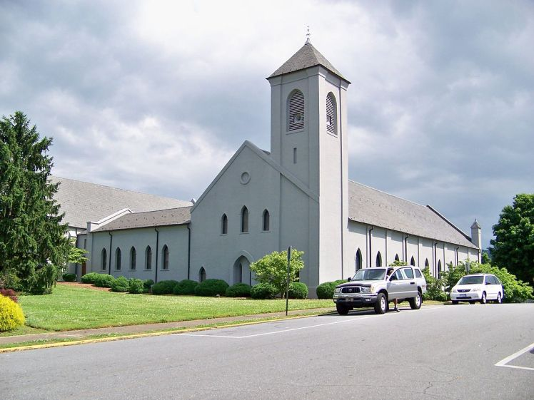 Waldensian Presbyterian Church - Valdese, NC