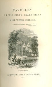 Scott, Waverley (1814)