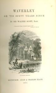 Scott, Waverley (1814)