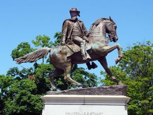 Jeb Stuart in Richmond, VA
