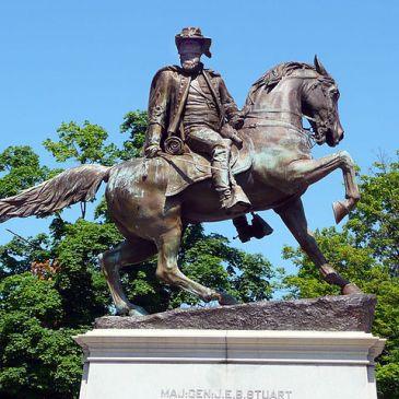 Jeb Stuart in Richmond, VA