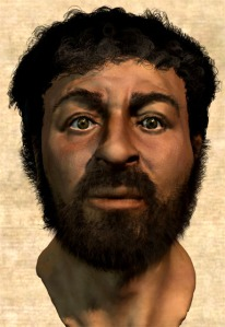 BBC reconstruction of Jesus