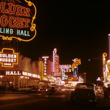 Las Vegas in 1952