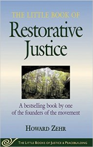Zehr, The Little Book of Restorative Justice