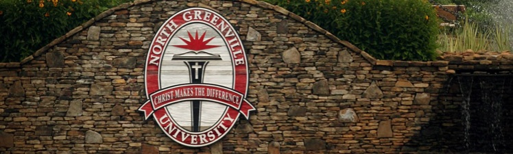 North Greenville University entrance