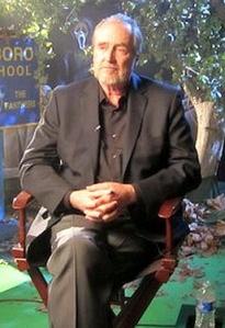 Wes Craven in 2010