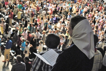 Worship at the 2015 Mennonite World Conference