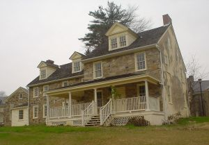 Melrose Cottage at Cheyney University