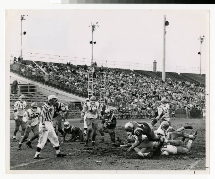 Bethel football in 1964