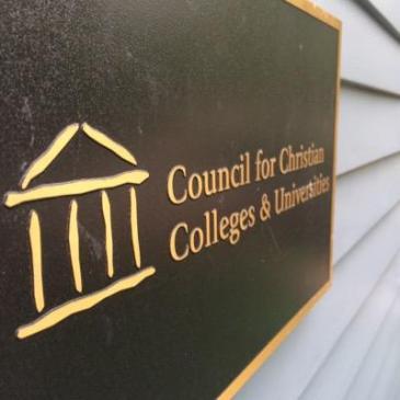CCCU sign