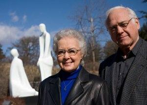 Esther and Myron Augsburger