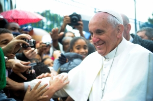 Pope Francis in Brazil, 2013