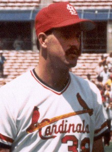 Todd Worrell in 1987
