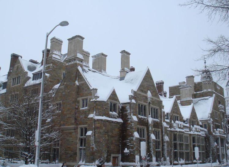 Calhoun College at Yale University